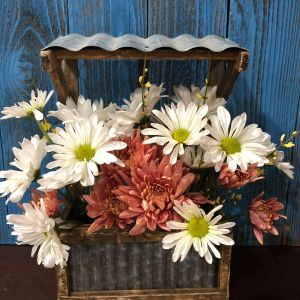 Vintage Window Box