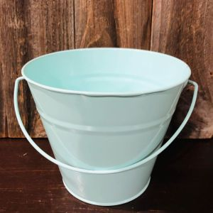 Small Light Blue Bucket